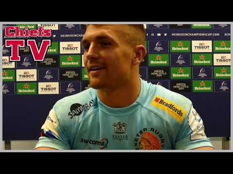 Chiefs TV -  Henry Slade post Munster