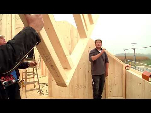 Imagefilm der Fa. Herrmann Massivholzhaus GmbH aus Geisa