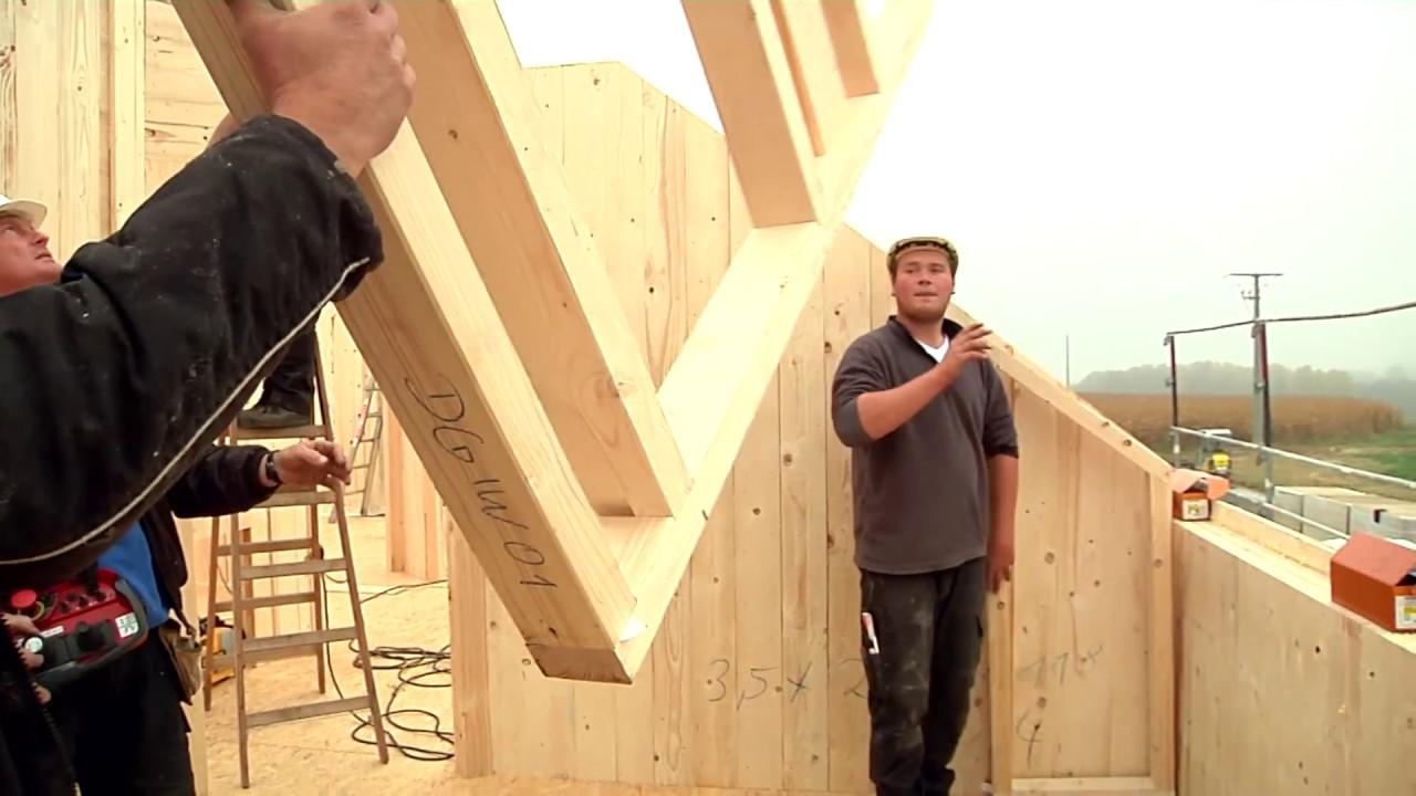 imagefilm der fa herrmann massivholzhaus gmbh aus geisa