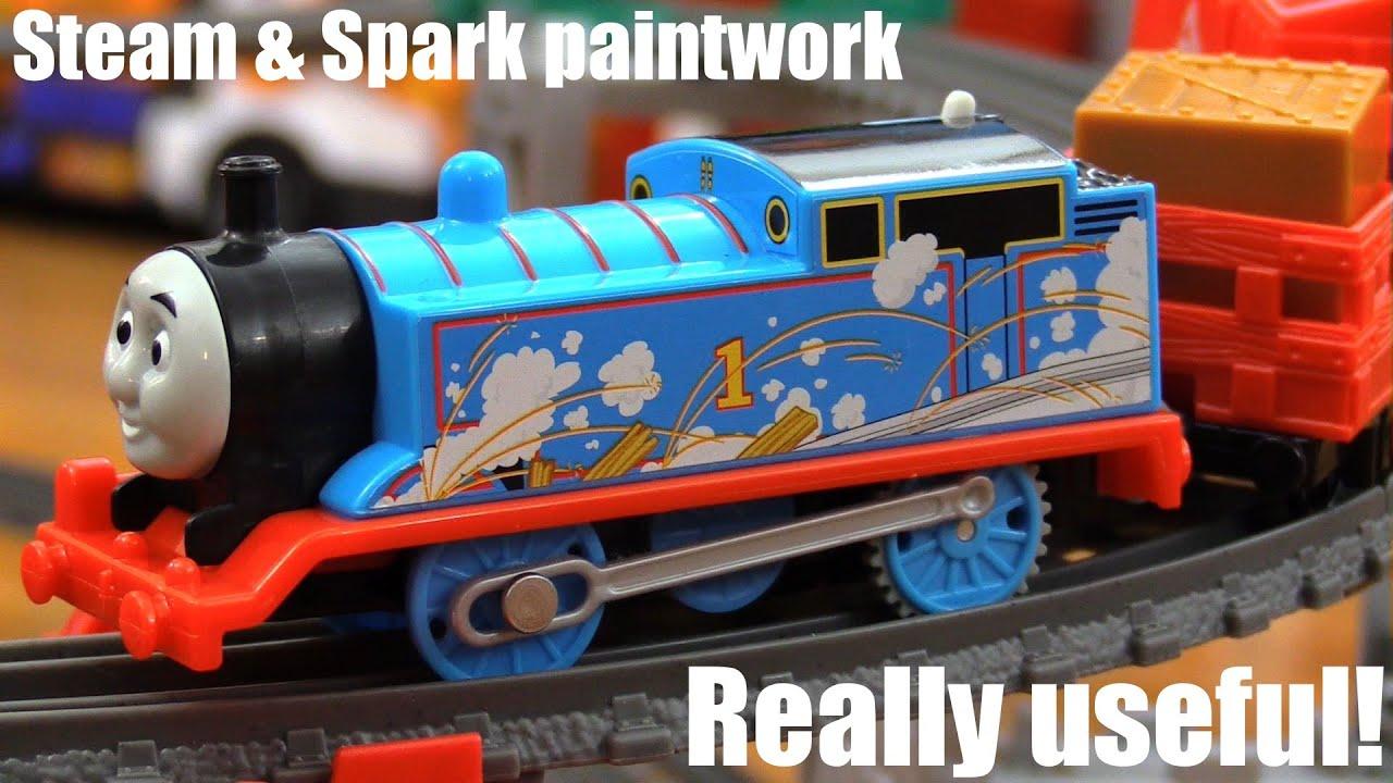 Toy Train All New Trackmaster Motorized Engine Thomas