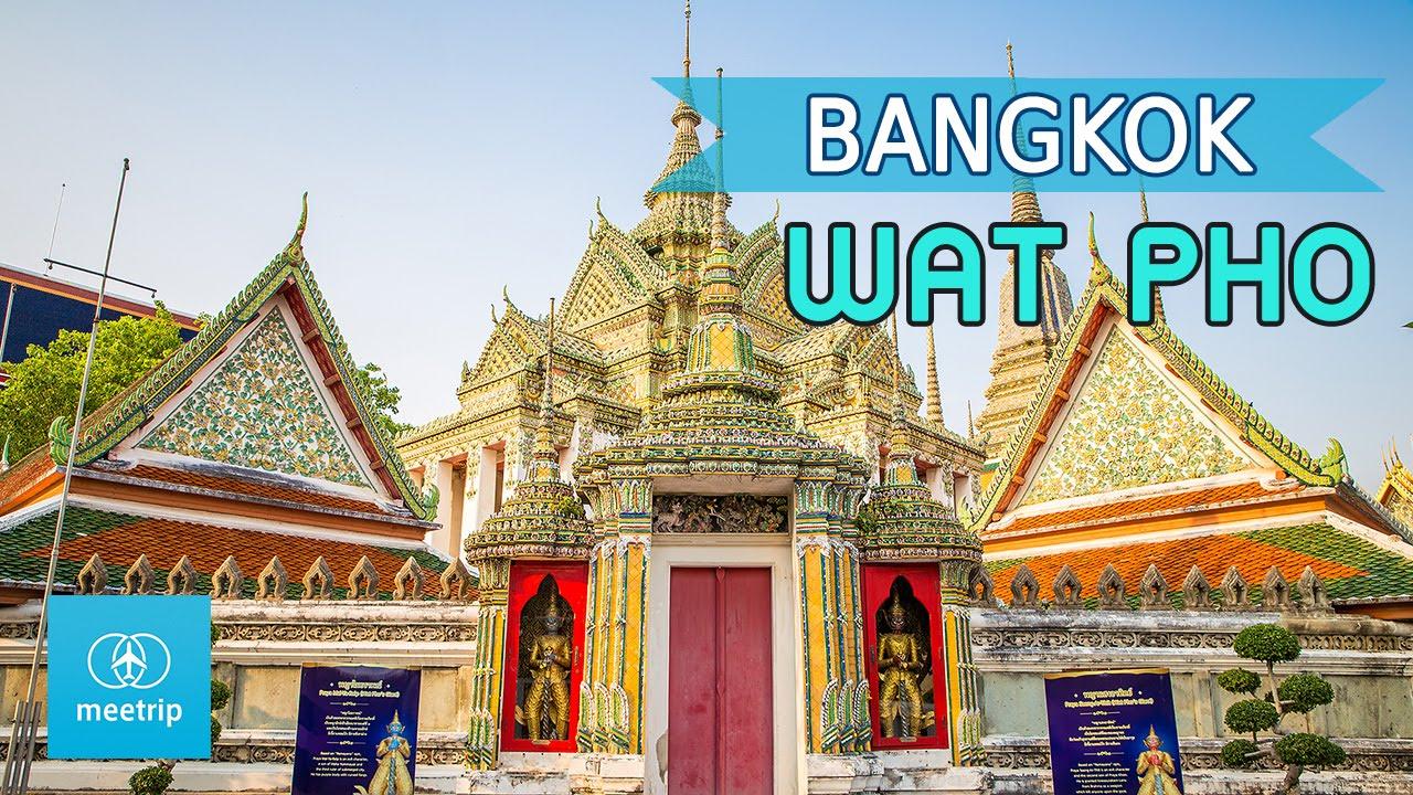 Resultado de imagen de Wat Pho bangkok