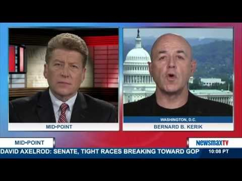 MidPoint | Bernard Kerik Former NYPD police commissioner and CEO of The Kerik Group | Part 1