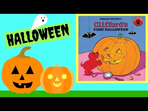 cliffords first halloween by norman bridwell stories for kids childrens books
