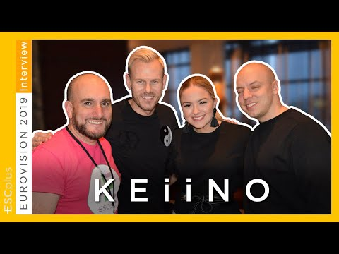 "Interview With Keiino After ""Black Leather"" Release 
