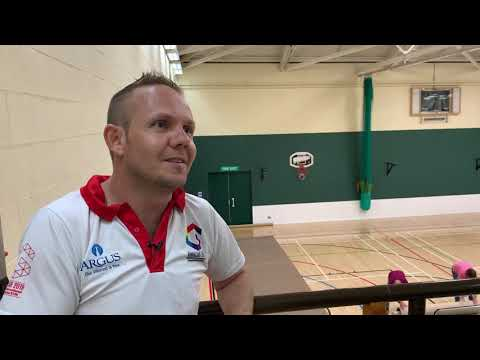 FITV's Olly Tries Short Mat Bowls