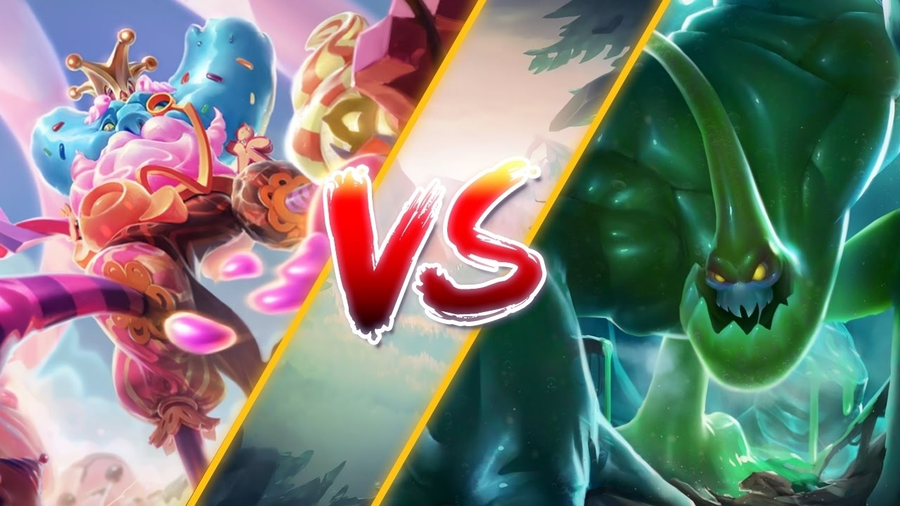 info for 33cf3 81859 Ivern Jungle VS Zac   Season 7   High Elo Summoners Rift 5v5 Ranked Gameplay