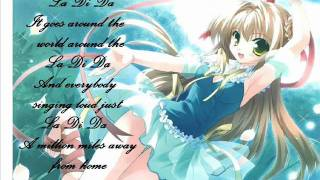 Nightcore - La Di Da (Lyrics)