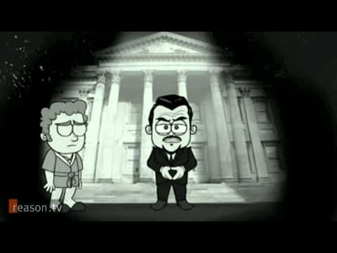 End the Fed: Filmmaker Tad Lumpkin Animates the Financial Crisis