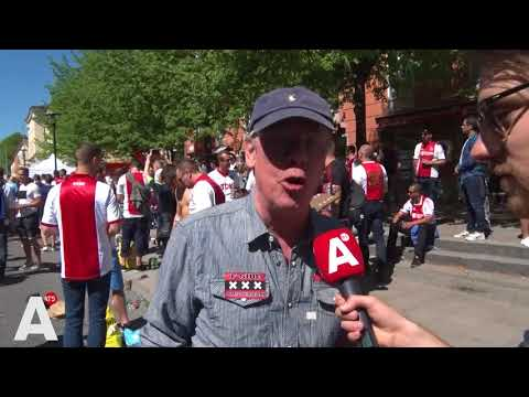 Een jaar na 'Stockholm' met Jack Spijkerman: 'Ik ga bij Ajax altijd uit van winnen'