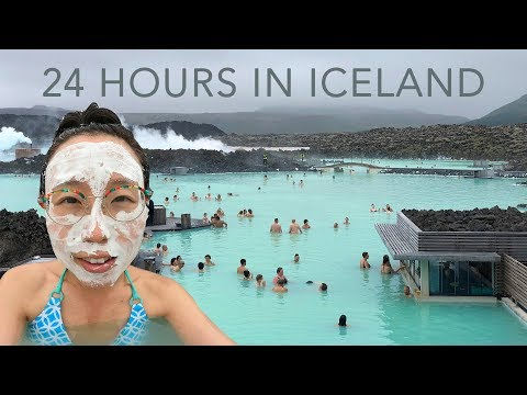 24 HOURS IN ICELAND ✈️
