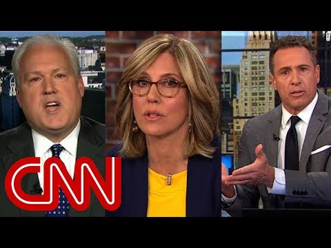 Cuomo, Camerota press Matt Schlapp over Michelle Wolf outrage