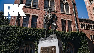 We Toured the USC Trojan's Sneaker-Filled Basketball Facility | The Royal Key