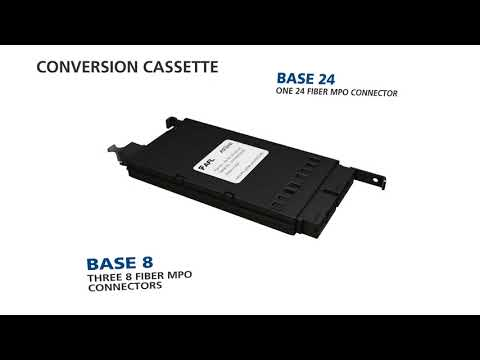 ASCEND® Conversion Cassette from AFL.