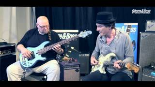 Live-Gig: Marcus Deml und Frank Itt von Errorhead