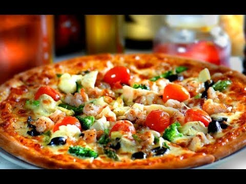 Easy Amazing Pizza Recipe