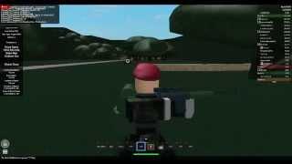 Roblox RIC:Killing tadcool
