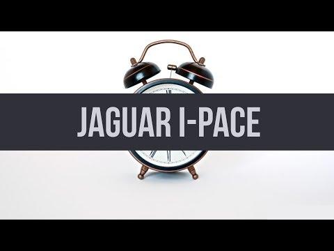 Jaguar I-Pace Test Drive - Episode 1