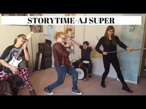 STORYTIME MUSIC VIDEO