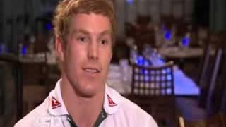 David Pocock - Fox Sports Interview 4th June 2009