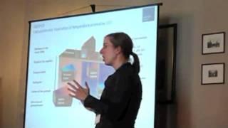 Presentation Groundwater Anomalies, EU Project SHARP