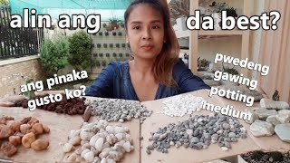 TAMANG PANTOPPINGS FOR OUR PLANTS NA BUDGET FRIENDLY! || Different Top Dressing For CNS