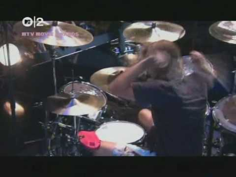 Foo Fighters Best Of You  @ Mtv Movie Awards 2005