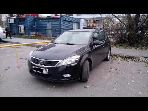 Батл багажников Renault Megan, Infiniti EX 35 и Kia Ceed - YouTube