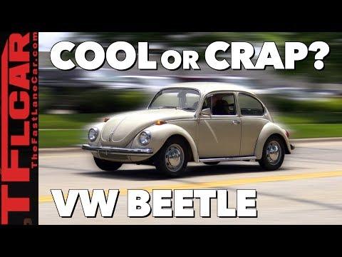 Is the 1971 Volkswagen Super Beetle Cool or Crap? | Beetle Diaries Ep. 11