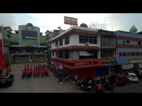 Kantor Pos Batam 29400 #Pos Indonesia Bergerak 2017