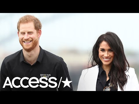 Prince Harry Shares 'Personal Joy' Over Baby With Meghan Markle At Invictus Games  Ceremony