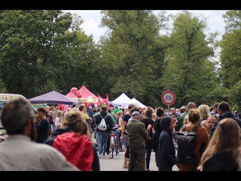 Das Brückenfest am 25.08.2018 in Leipzig