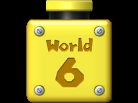 New Super Mario Bros Wii Getting The Cannon In World 4 Youtube