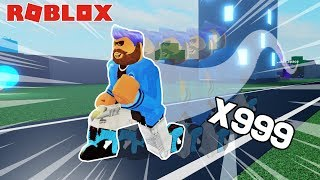 ROBLOX 'TA EN HIZLI OLMAK ⚡ YEN'HIZ S-MULATOR ⚡ Legends Of Speed (fr) Roblox Tôrkçe