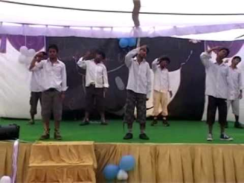 Dance (Unique) 2011 by Students of Law College Dehradun (2nd year)...!!!