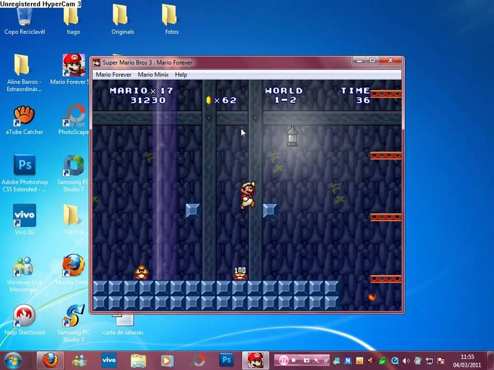 super mario 3 mario forever games free  full version