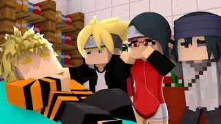 vuclip Minecraft: BORUTO - A TRISTE MORTE DE NARUTO E NASCIMENTO #64