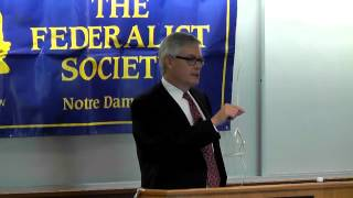 """Barack Obama and the Crisis of American Liberalism"" by Charles R. Kesler, Lecture 9-13-12"
