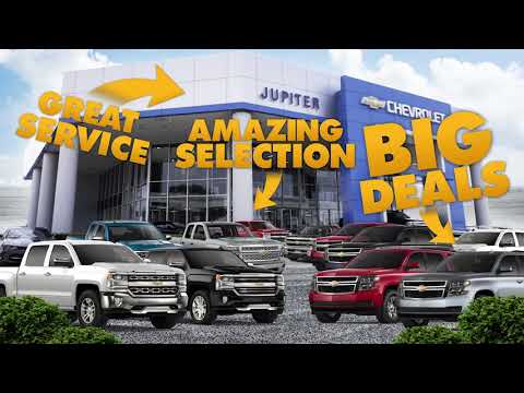 Great Jupiter Chevrolet Celebrating 100 Years In Garland, Texas!