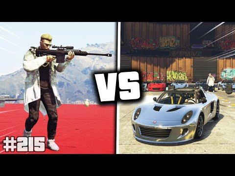 Snipers VS Rocket Voltic🔥| GTA Challenge