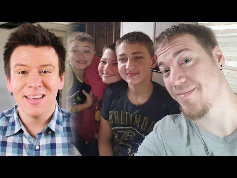 DaddyOFive LOSES CUSTODY OF HIS KIDS! Philip Defranco NEWS NETWORK, Roman Atwood DELETED Vlog