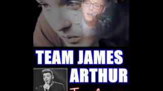 james arthur you can t see me