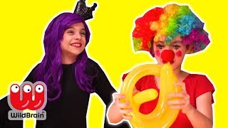 Malice Wins 💥 Secure The Magic Surprise Eggs! - Princesses In Real Life | WildBrain Kiddyzuzaa thumbnail