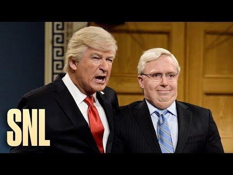 Impeachment Fantasy Cold Open - SNL