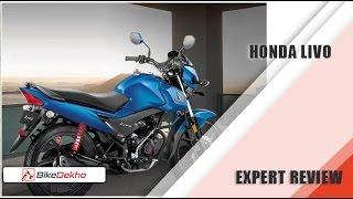 Honda Livo | Expert Review | BikeDekho.com