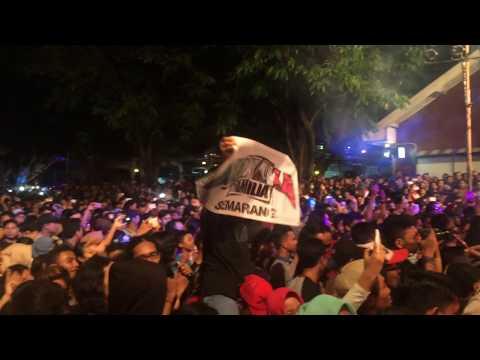 NDX a.k.a Familia Salah Kekancan Live at FKY 28 Taman Kuliner Concat