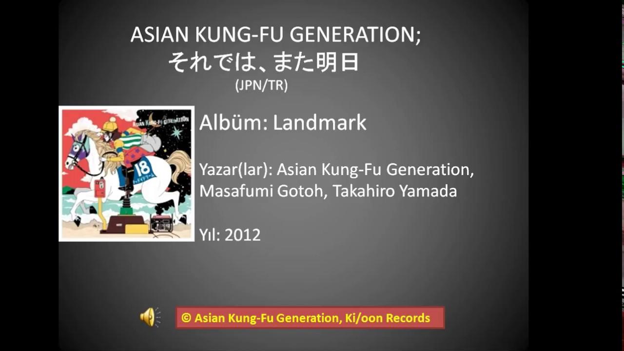 Download [Lyric Vid] Asian Kung-Fu Generation - Soredewa Mata Ashita (JPN/TR)