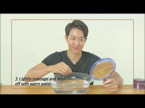 [EYENLIP] Black Sugar Scrub Pack 100ml - Korea Skin Care