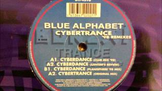 Blue Alphabet - Cyberdance (Club Mix