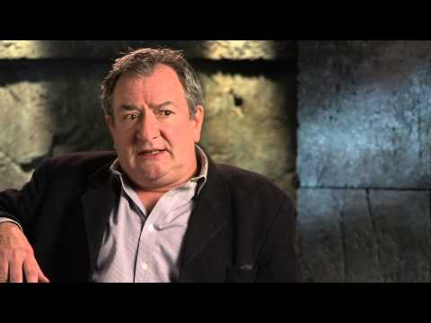 The Hobbit: An Unexpected Journey: Ken Stott Is Balin 2012 Movie Behind the s