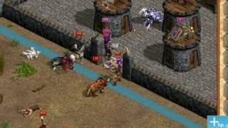 Might and Magic IV Battle